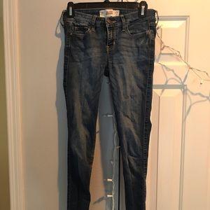 Super Skinny Dark Wash Jeans